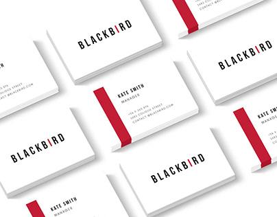 BRANDING | Blackbird Café