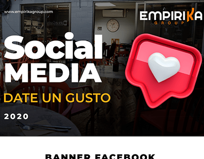 Date un gusto - Social Media - Empirika Group