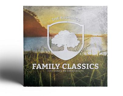 The Rushings   Family Classics Album Art
