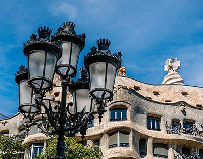 La Pedrera. Barcelona - Catalonia
