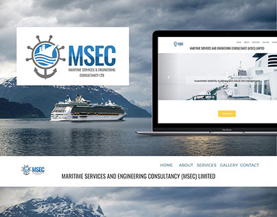 Maritime Services and Engineering Limited Website