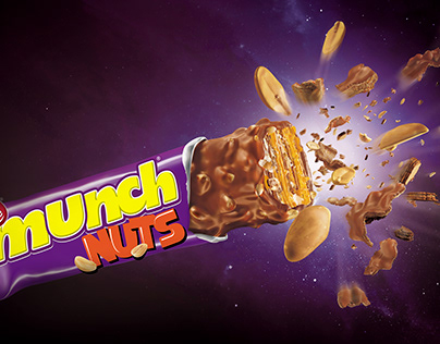 Nestle Munch Nuts