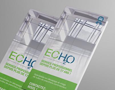 ECH2O Nettoyage Spécialisé