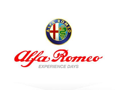 ALFA ROMEO Experience Days