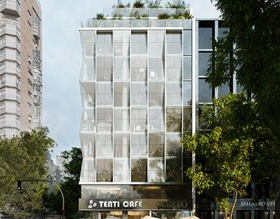 Joy Office, for Joy Desarrollos, Buenos Aires, 2020.