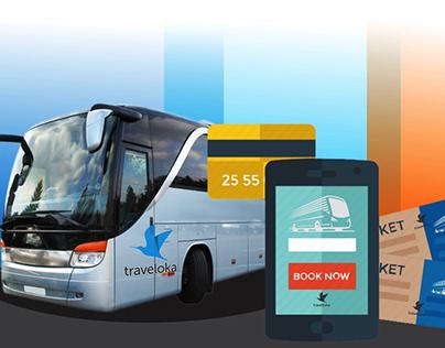 Ilustrasi Artikel Cara Bookig Tiket Bus Online