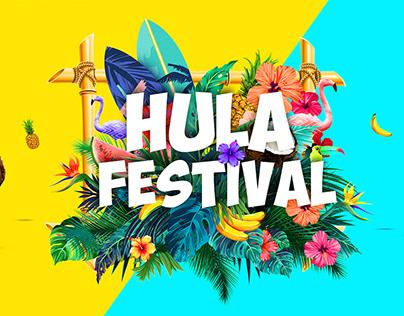 Hula Summer Festival Porto Marina 2018