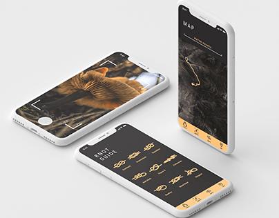 TRACE | Survival App