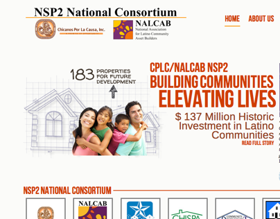 NSP2 National Consortium - Website