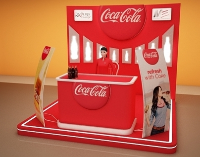 Coke Stall
