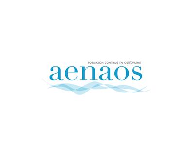 Aeanos logotype proposals