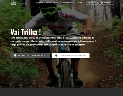 Vai Trilhas WebApplications Project Template.