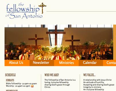 Fellowship of San Antonio - Website