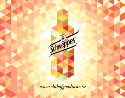 Schweppes Club of Good Taste Posters