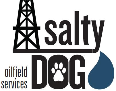 Salty Dog - Logo