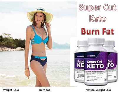 SuperCut Keto - Cut Extra Fat With Natural Keto Diet