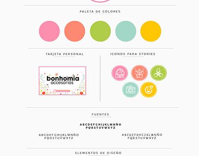 BRANDBOARD - BONHOMIA ACCESORIOS