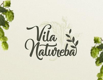 branding - vila natureba