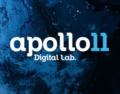 Apollo11 Digital Lab. Corporate Identity