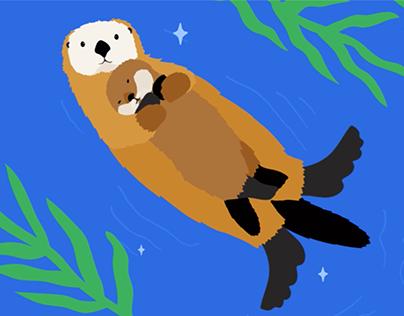 Google: Sea Otter Awareness Week