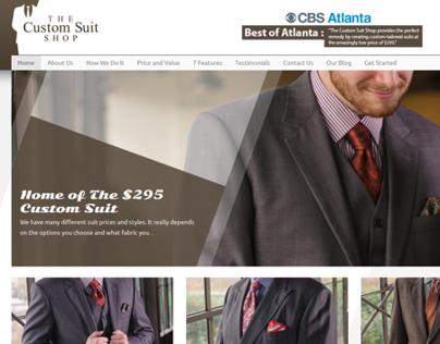 The Custom Suit Shop