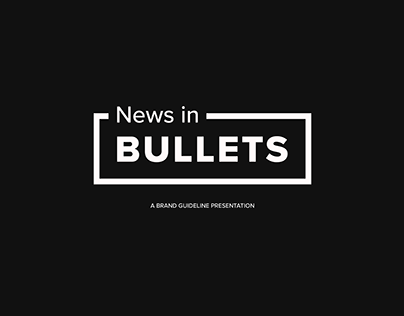 News in Bullets Brand Guidelines