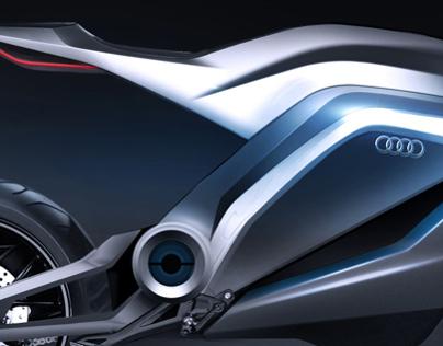 Audi Motorrad concept
