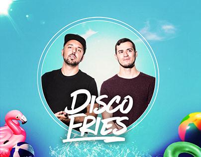 Disco Fries • Branding