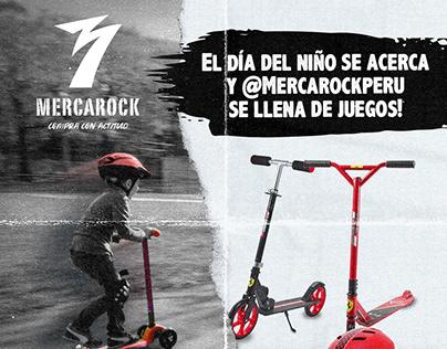 RRSS PizzaRock / MercaRock