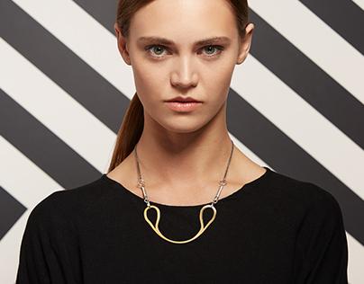 Jewellery fashion shoot for Comfort Station London