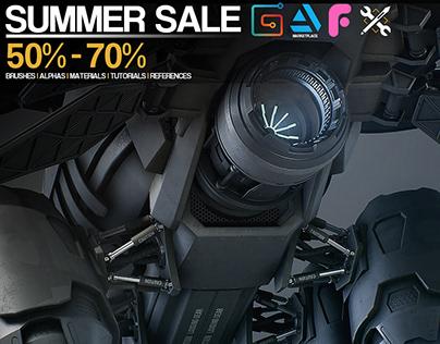 Summer Sale 50% - 70% + Lifetime access giveaway.