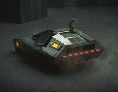 Blade Runner 2049 | LAPD