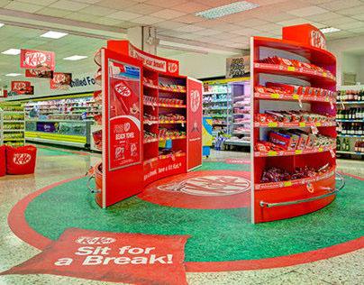 Kit Kat – Smart Supermarket Branding