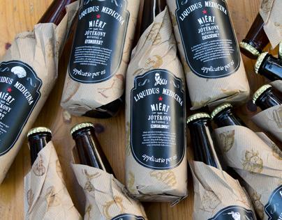 Beer label / packaging