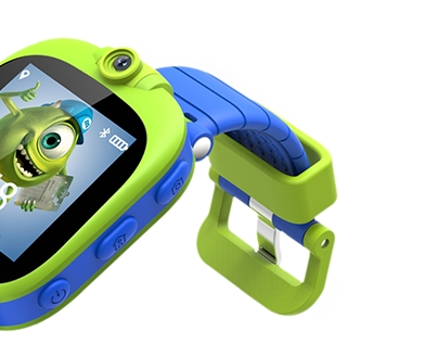 Orbo Kids Smartwatch with Rotating Camera