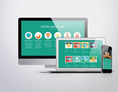Teknosa Academy e-learning Responsive Design