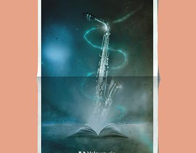 Ilustración y Poster Musical