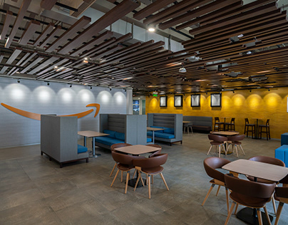 Armstrong Ceilings (Amazon Hyderabad campus)