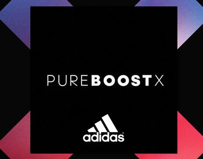 Lanzamiento Adidas Pure Boost X