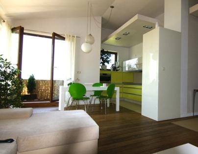 Kuchnie łazienki | projekt domu