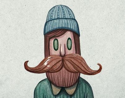 Movember GIF.