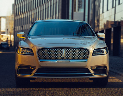 The Lincoln Continental | CGI