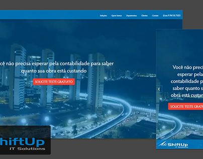 Shift Up website