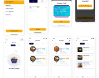 Capi Mobile UI Kit - Lifetime Update