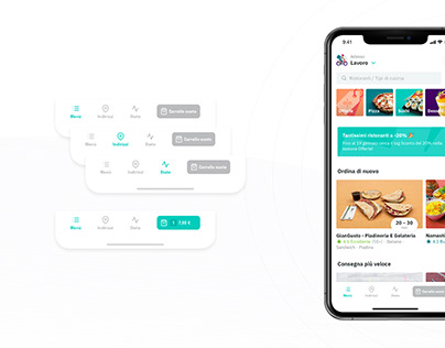 Deliveroo - Redesign