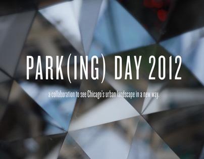 Park(ing) Day 2012