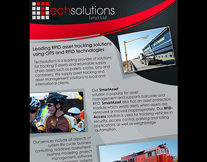 Techsolutions Poster