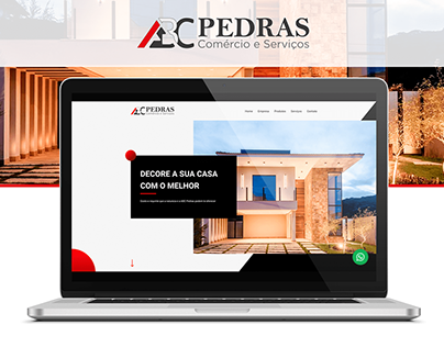 Website - ABC Pedras
