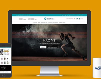 Interpacific - E-Commerce