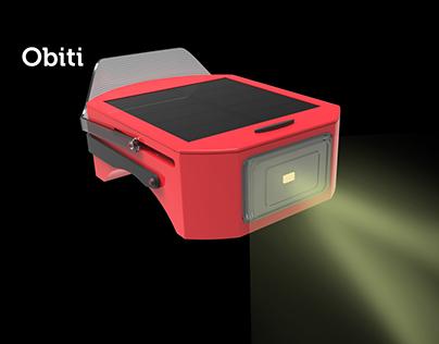 Obiti - NATURAL LIGHT international design competion